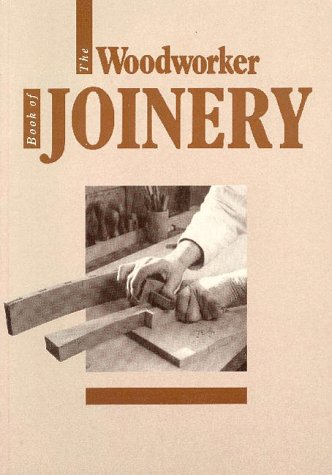 "9781854860439: ""Woodworker"" Book of Joinery"