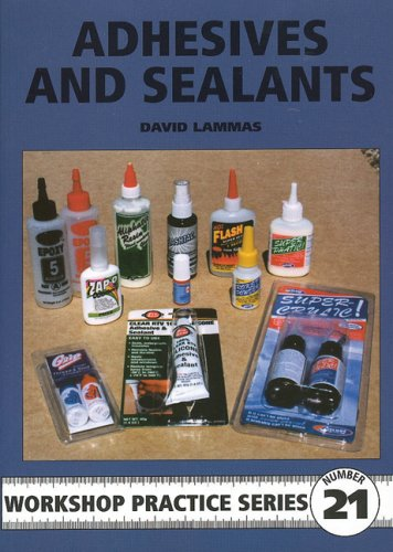 9781854860484: Adhesives and Sealants (Workshop Practice)