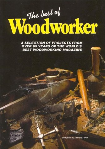 """9781854861016: The Best of """"Woodworker"""""""