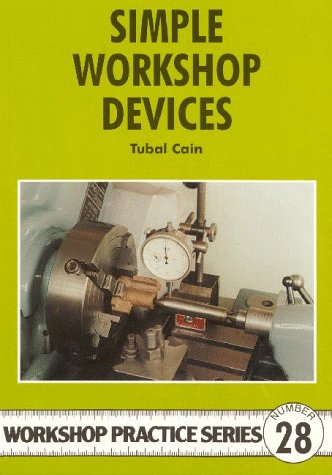 Cain-Simple Workshop Devices Wps28 BOOK NEW