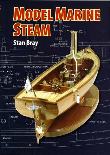 9781854862457: Model Marine Steam