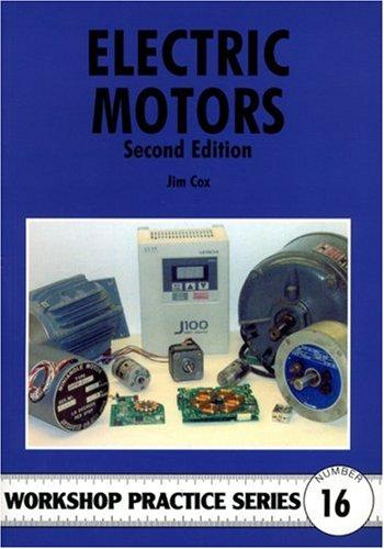9781854862464: Electric Motors