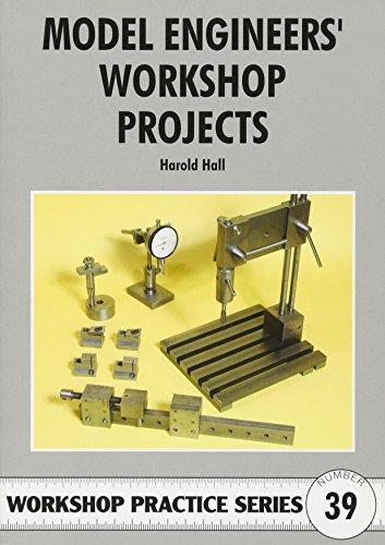 9781854862488: Model Engineers' Workshop Projects (Workshop Practice S)