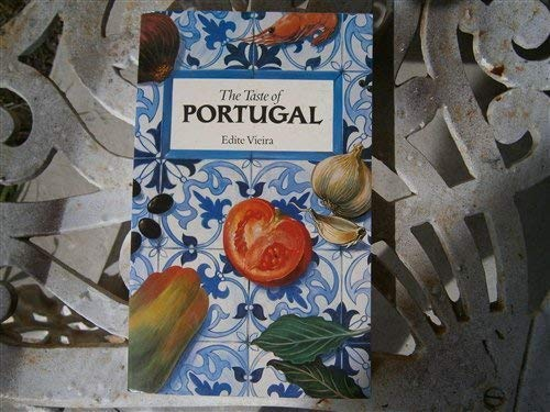9781854870322: The Taste of Portugal