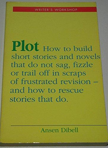 9781854870698: Plot (Writer's workshop)