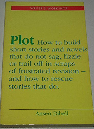 9781854870698: Plot (Writer's workshop)