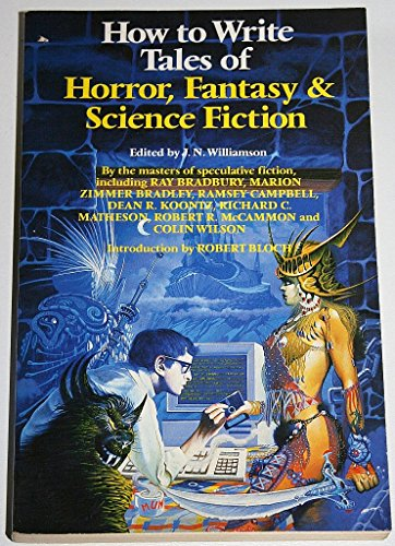 9781854870780: How to Write Tales of Horror, Science Fiction and Fantasy