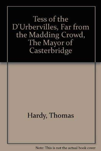 9781854871688: The Great Novels of Thomas Hardy