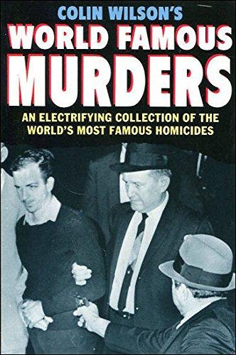 Colin Wilson's World Famous Murders: Wilson, Colin