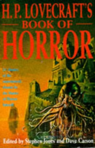 H.P.Lovecraft's Book of Horror: H. P. Lovecraft