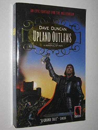 9781854873521: Upland Outlaws (Handful of Men)