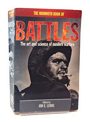 9781854873859: The Mammoth Book of Battles