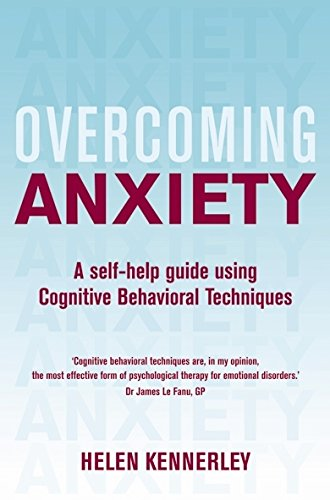 9781854874221: Overcoming Anxiety