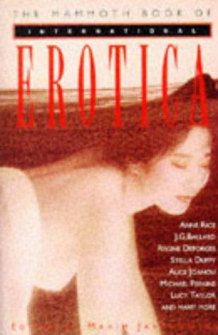 9781854875020: Mammoth Book of International Erotica (Mammoth Books)