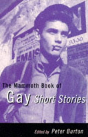 9781854875181: Mammoth Book of Gay Short Stories