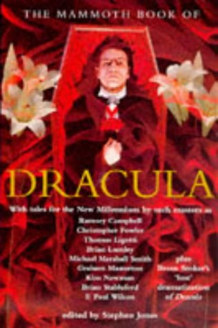9781854875204: The Mammoth Book of Dracula (Mammoth Books)