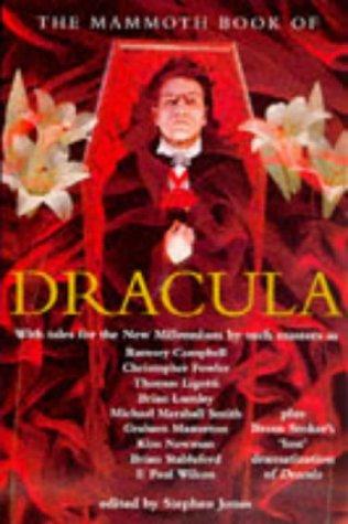 9781854875204: The Mammoth Book of Dracula Mammoth Books