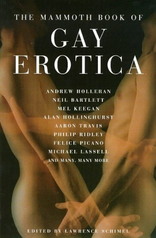 9781854875273: The Mammoth Book of Gay Erotica (Mammoth Books)