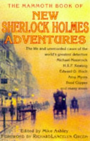 9781854875280: The Mammoth Book of New Sherlock Holmes Adventures (Mammoth Books)