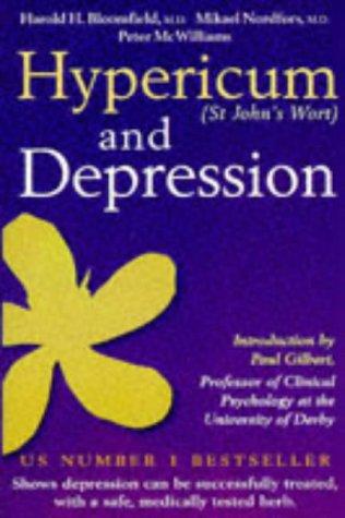 9781854875945: Hypericum (St John's Wort) and Depression