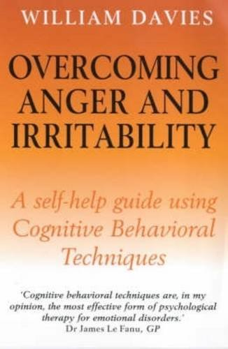 9781854875952: Overcoming Anger and Irritability