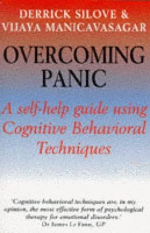 9781854877017: Overcoming Panic