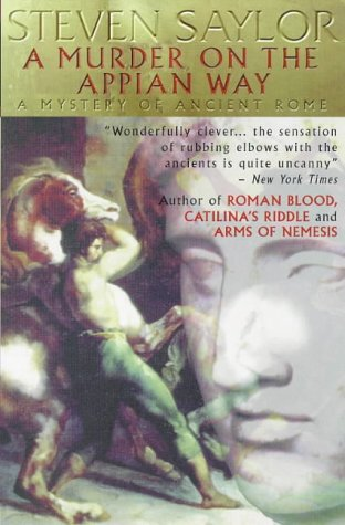 9781854878915: A Murder on the Appian Way (Roma Sub Rosa)