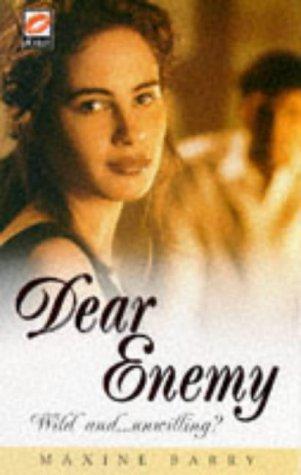 9781854879479: Dear Enemy (Scarlet)