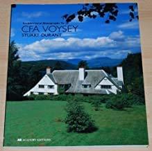 9781854900326: C.F.A. Voysey