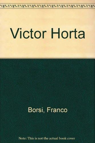 9781854900951: Victor Horta