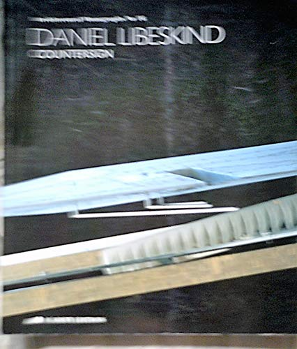 9781854900975: Daniel Libeskind: Countersign (Architectural Monographs No 16)