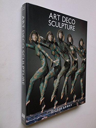 9781854901446: Art Deco Sculpture