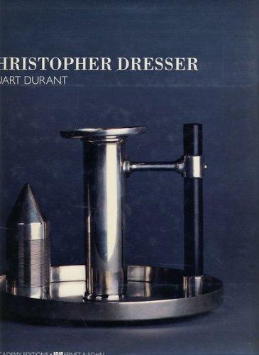 9781854901453: Christopher Dresser (Design Monograph)