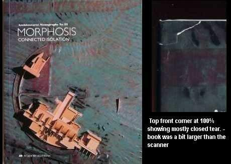 9781854901507: Morphosis: Connected Isolation (Architectural Monographs No 23)