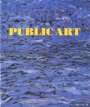 9781854902306: Public Art (Art and Design Profiles)