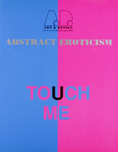 9781854902313: Abstract Eroticism (Art and Design Profiles)