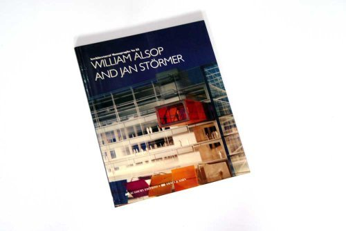 William Alsop and Jan Stormer : Architectural Monographs No. 33