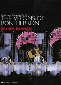 9781854902672: Visions of Ron Herron (Architectural Monographs)