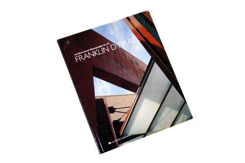 Franklin D. Israel (Architectural Monographs No 34): Israel Franklin D.; Johnston Pamela; Toy, ...