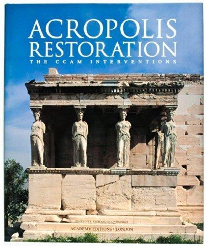 9781854903440: The Acropolis Restoration