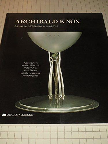9781854903471: Archibald Knox (Art and Design Monographs)