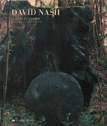 9781854903532: David Nash: The Uncarved Block (Art & Design Monographs)