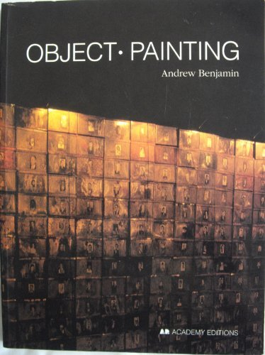 9781854903617: Object Painting