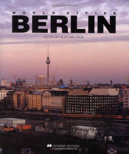 9781854903747: World Cities Berlin (World Cities Series)
