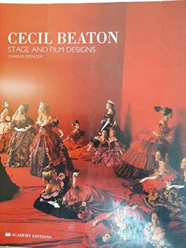 9781854903983: Cecil Beaton: Stage and Film Designs (Art and Design Profiles)