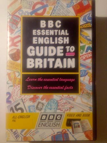 9781854972002: BBC Essential English Guide to Britain: Study Set