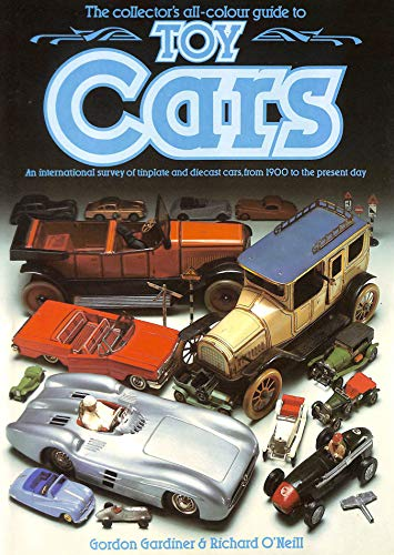 The Collector's All-Colour Guide To Toy Cars.