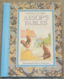 Fables (Children's classics): Aesop, Harry Rountree