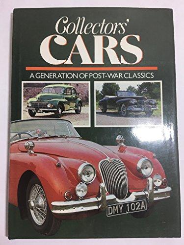9781855010444: Collectors' Cars