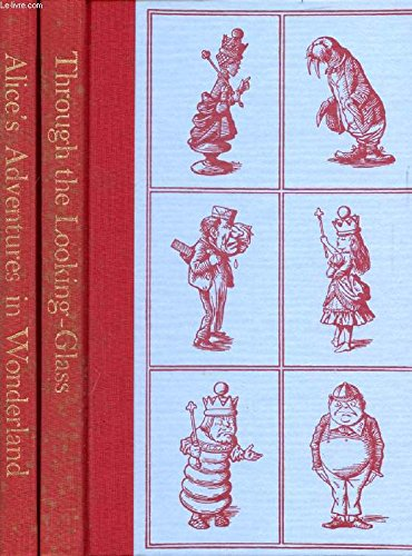 9781855010499: ALICE'S ADVENTURES IN WONDERLAND [&] THROUGH THE LOOKING-GLASS.